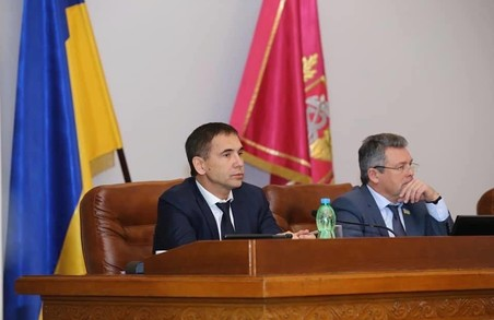 До глибини душі: Скоробагач прокоментував скандал на сесії Харківської облради