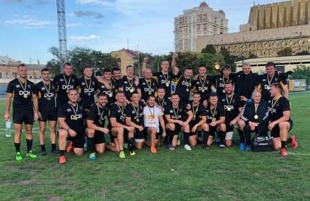 Харківський «Олімп» - 16-разовий чемпіон країни з регбі-15