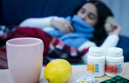 Стан захворюваності сезонним грипом та ГРВІ на Харківщині – офіційна інформація