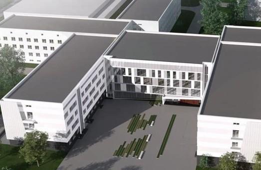 На будівництво харківського онкоцентру не надійшло ні копійки – Світлична