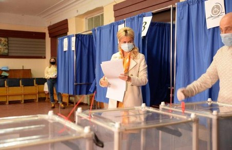 Світлична: Кандидати від Блока «Разом» перемагають на виборах голів ОТГ у 12 громадах Харківщини