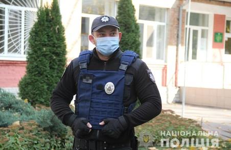 На Харківщині під час місцевих виборів грубих порушень правопорядку не допущено