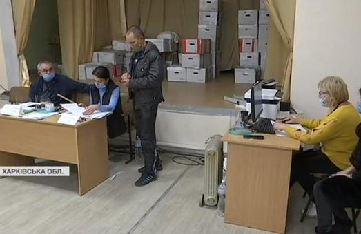 На Харківщині кандидати від Блоку Світличної «Разом» заявляють про виявлені порушення