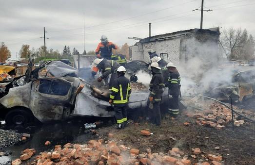 Кількість жертв вибуху газу на Харківщині зросла  (ВІДЕО)