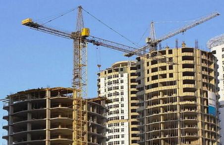 На Харківщині будівництво житлових будівель зменшилось на 10%