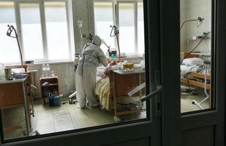 Учора в Україні виявили понад 10 тисяч нових випадків COVID-19