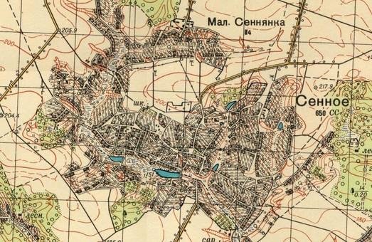 Фортеця Сінне Правороття на Харківщині: історична пам'ятка, від якої нічого не лишилося