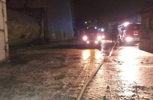 На Зміївській ТЕС у Харківській області сталася пожежа