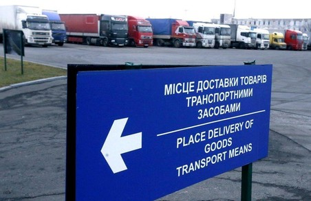 Ожеледиця і негода не вплинули на міжнародні перевезення