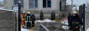 Трагедія у Харкові – під час пожежі у будинку для літніх людей загинуло 15 осіб (оновлюється)