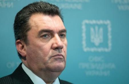 Секретар РНБО анонсував наступні санкції