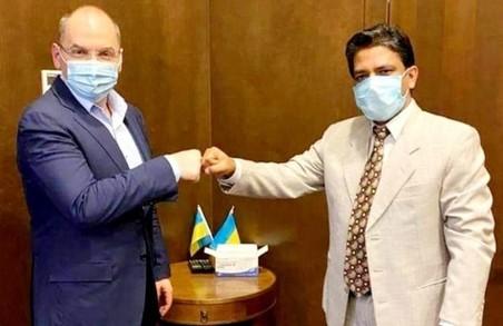 Максим Степанов запевняє – вакцина «AstraZeneca» днями уже буде в Україні