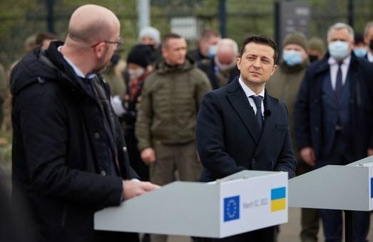 Зеленський розраховує, що Єврорада засудить російську агресію проти України уже в березні