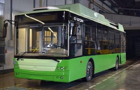 Із Луцька до Харкова відправили 11 нових тролейбусів «Богдан» Т701.17