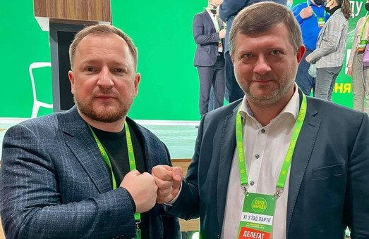 Павло Сушко: «Національна та обласні ради громад - ноу-хау у партійному будівництві»