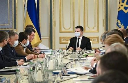 Рада нацбезпеки і оборони запровадили санкції проти 27 колишніх посадовців, включно із президентом-втікачем Янковичем