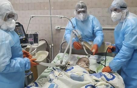 На Харківщині помер 11-річний школяр, якого одночасно вразили коронавірус і вірус герпесу
