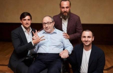 Кирило Кернес, син покійного мера Харкова, отримав від батька 30 мільйонів гривень готівкою