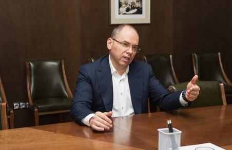 Степанов просить у Шмигаля 6,5 мільярдів гривень на придбання вакцин проти COVID-19