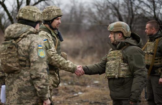 Зеленський поїхав на Донбас