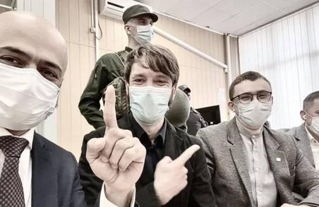 Стерненка та Демчука відпустили під домашній арешт