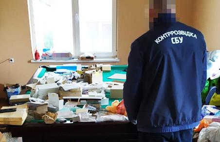 У Харкові СБУ викрила міжрегіональну групу, яка постачала українську зброю країні-агресору