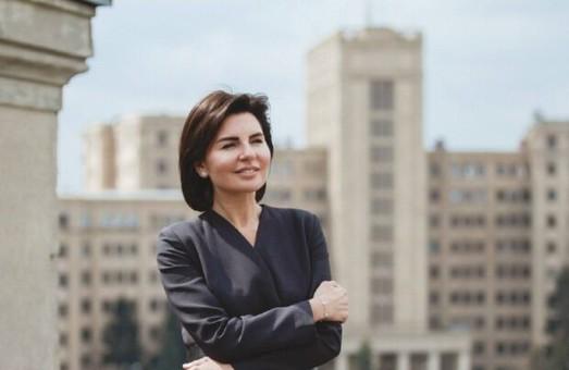 Дебати так дебати: кандидат на посаду ректора Харківського університету задала друге питання