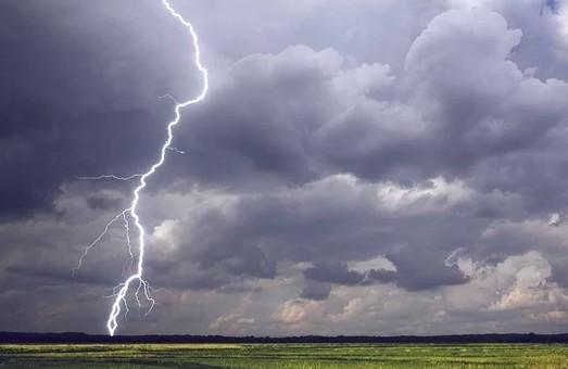 На Харківщині вбило блискавкою дільничного