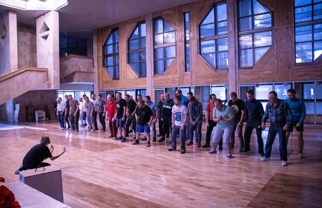 «Радикальний експеримент для українського театру»: 1 і 2 жовтня у Харкові відбудеться прем'єра опери «Вишиваний. Король України»