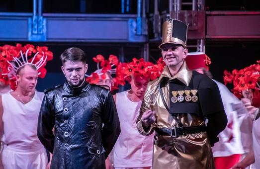 У Харкові відбулася прем'єра опери Алли Загайкевич «Вишиваний. Король України» на лібрето Жадана